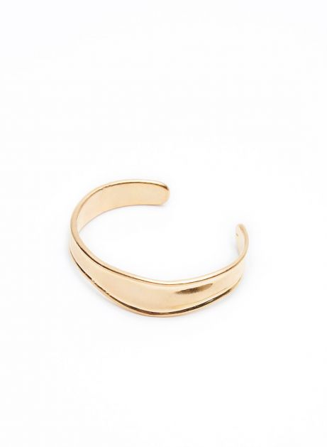 thick metal bangle