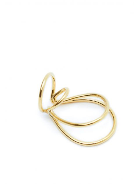 double curvring cuff