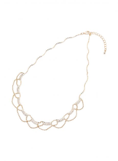 vintagelace pearl necklace