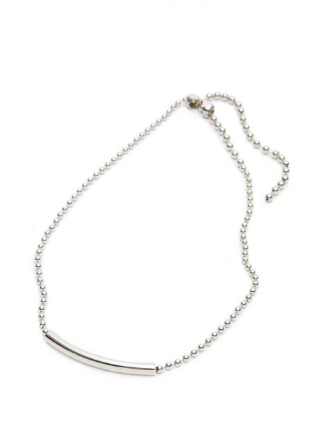 swing ball chain necklace