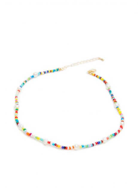 tropical tone necklace