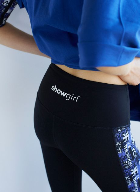 ROOM×showgirl collaboration leggings L