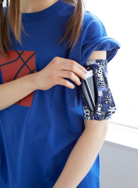 ROOM×showgirl collaboration arm band
