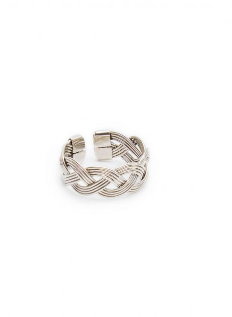 braid metal ring