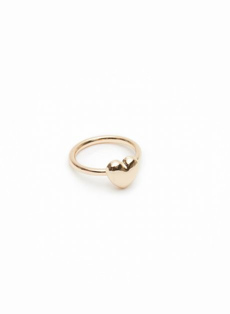 heart connect ring